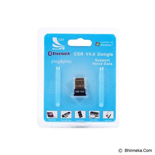 PUWEI USB bluetooth Receiver CSR4.0 [BA-01] - Network Card Wireless